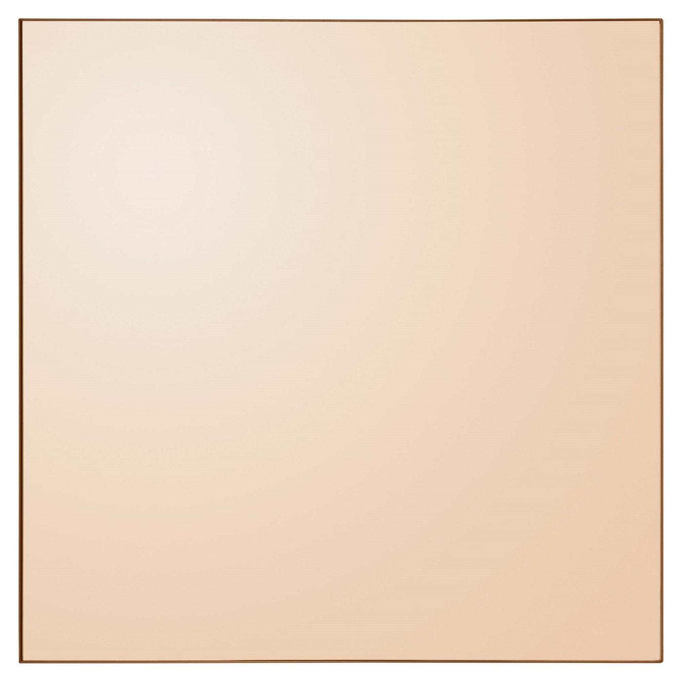 Aytm - Quadro Spejl 90x90 - Amber AYTM