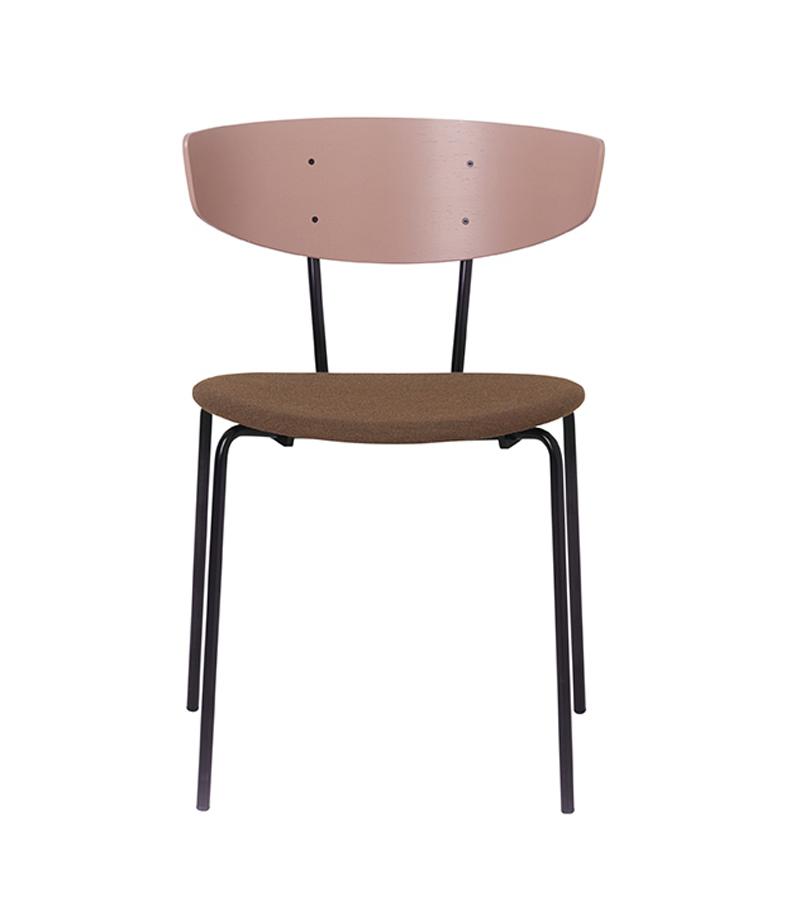 Ferm - Herman Chair - Spisebordsstol Rose/ Rust ferm LIVING