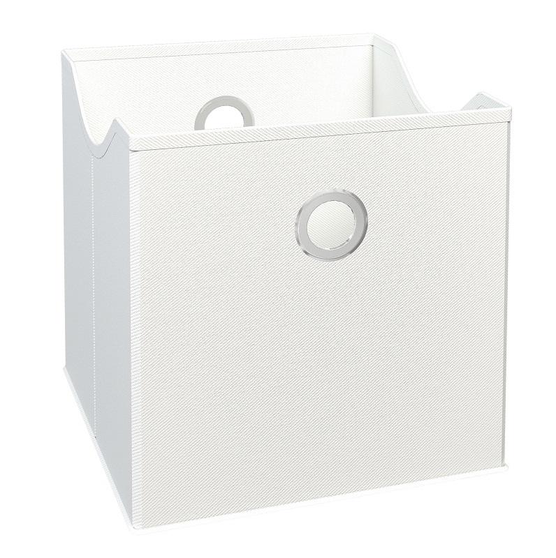 Oppbevaringskasser - Hvit