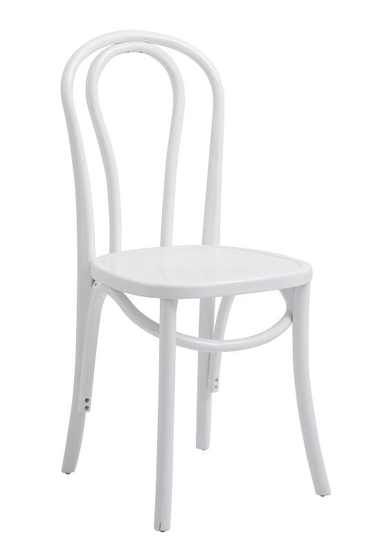 Nordal - Bistro Spisebordsstol - Hvit Nordal