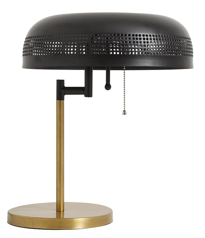 Nordal - Cool Bordlampe - Sort Nordal