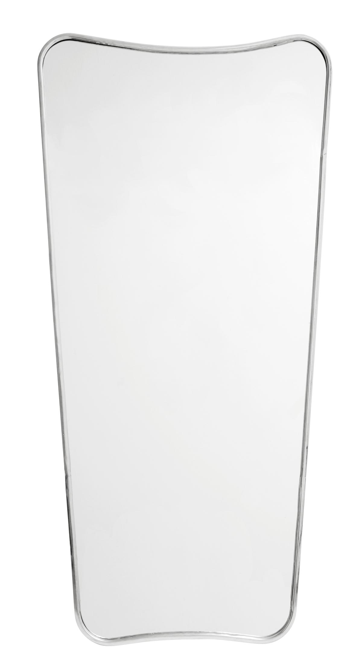 Nordal - Royal Spejl L - Sølvfinish Nordal