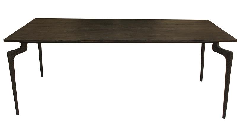 Nordal Spisebord - Mørkebrunt L Nordal
