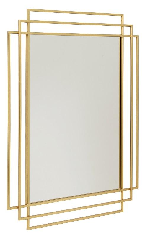 Nordal - Square Speil - Metall Nordal