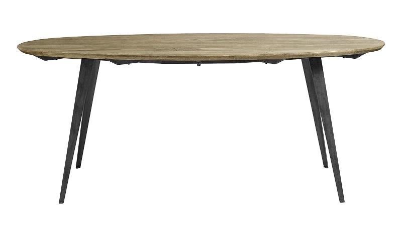 Nordal Spisebord - Lyst tre - Ovalt Nordal