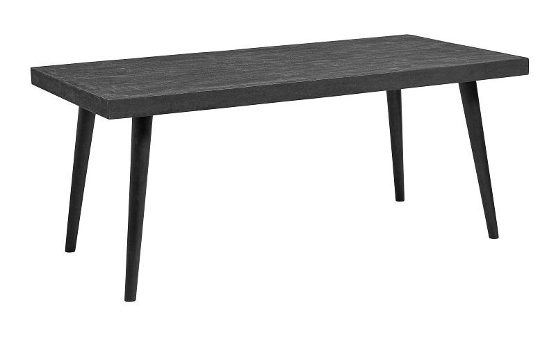 Nordal Spisebord - Svart Nordal