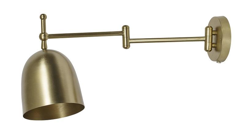 Nordal Vegglampe - Metall Nordal