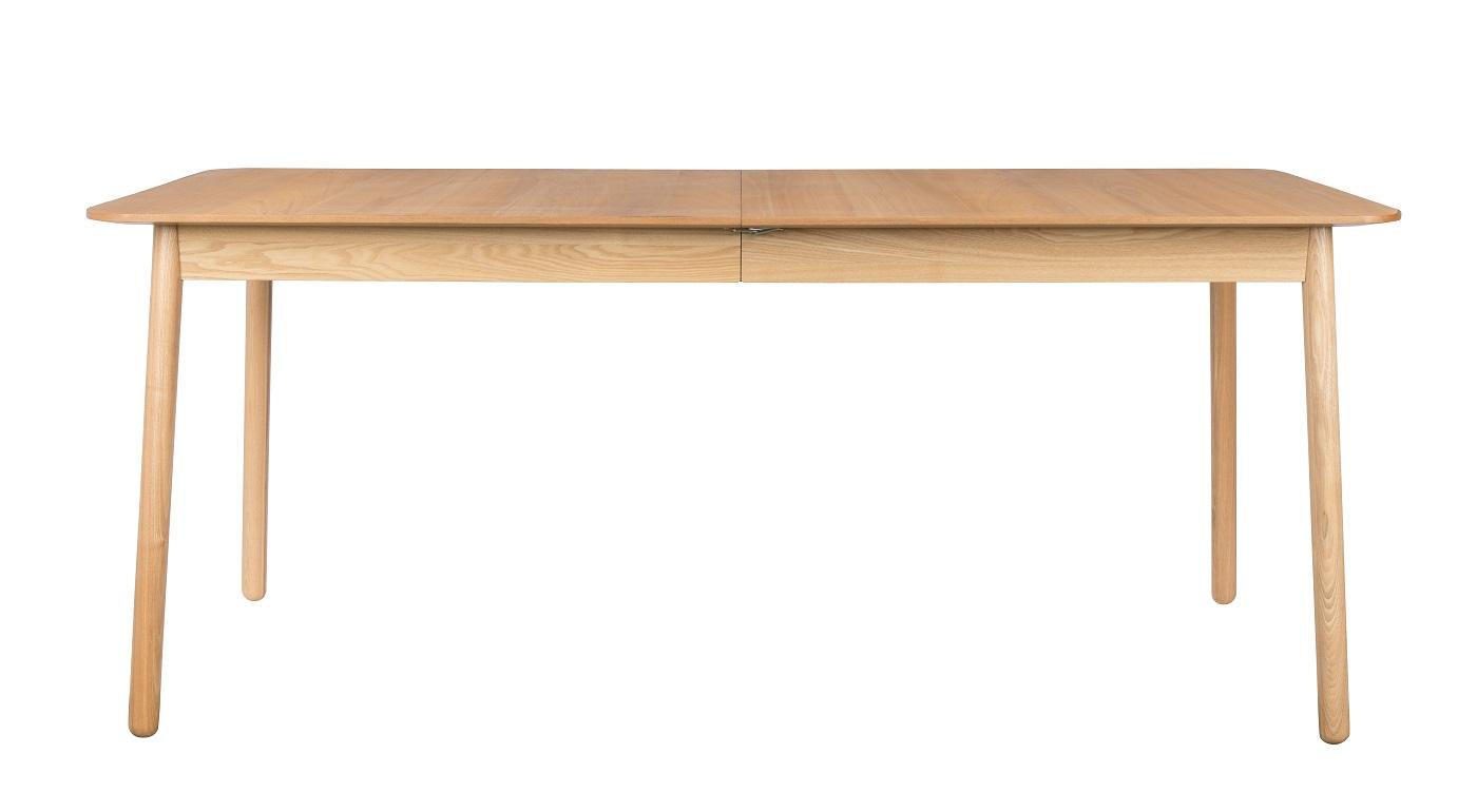 Zuiver - Glimps Spisebord m. udtræk 180/240x90 - Natur Zuiver