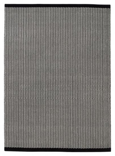 Fabula Living Gro Luvteppe - Sort/Off White, 170x240