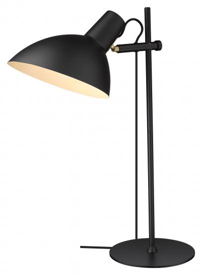 Halo Design METROPOLE Bordlampe, Sort