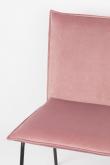 homii Floke Spisestol - Pink Velur