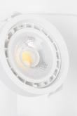 Zuiver Dice-2 DTW Spotlight - Hvit
