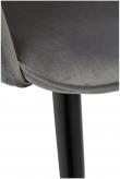 Danform Dual Spisebordstol - Alugrå Velur