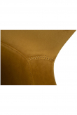 Danform Hype Spisebordstol - Bronze Velur