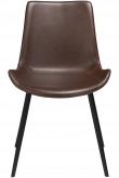 Danform Hype Spisebordstol-  Vintage Cocoa Kunstlær