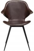 Danform Karma Spisebordstol - Vintage Cocoa Kunstlær