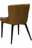 Danform Vetro Spisebordstol - Bronze Velur