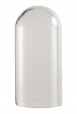 Ebb&Flow - Glasdome til Speak Up! Lamp, Klar, Ø15,5