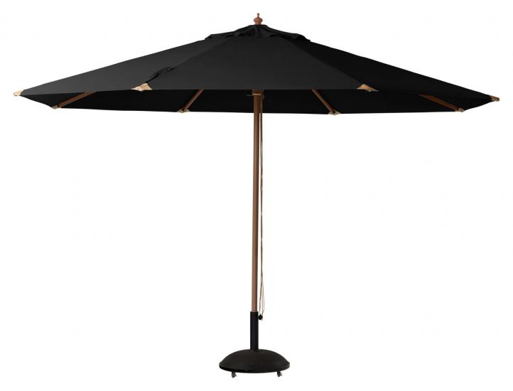 Cinas - Lizzano Parasoll Ø400 - Sort