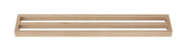 Andersen Furniture - Towel Rack - Double, Eik - Lacquer