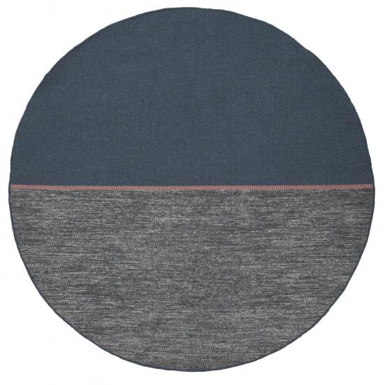 Linie Design Magnetize Teppe - Blue, Ø170