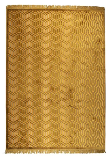 I Feel So Soft Teppe - Gul, 170x240