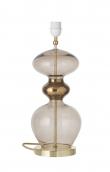 Ebb&Flow - Futura lampefot, Chestnut, Gull base