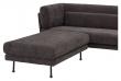 Bloomingville Grade 3-pers, Sofa - Charcoal