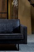 Rodeo Sofa m/venstrevendt chaise - Sort