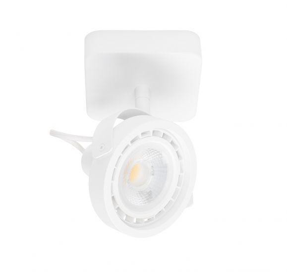 Zuiver Dice-1 DTW Spotlight - Hvit