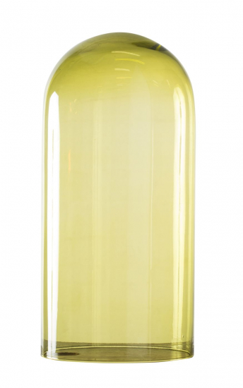Ebb&Flow - Glasdome til Speak Up! Lamp, olive, Ø20