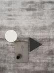 Linie Design Lucens Teppe - Silver, 250x350