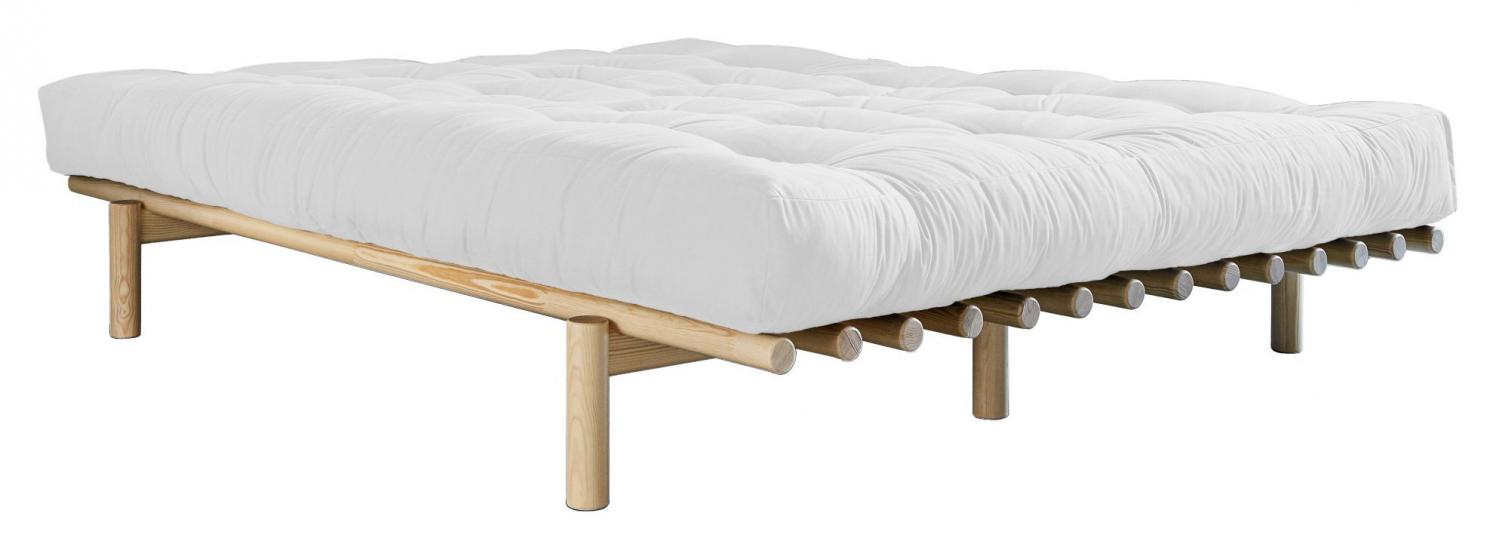 Pace Sengeramme Natur, Comfort Futon madrass, Offwhite, 140X200