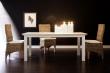 Halifax Spisebord - Hvit, 200x100