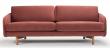 Kragelund Tved 3-seter sofa Peach Velur