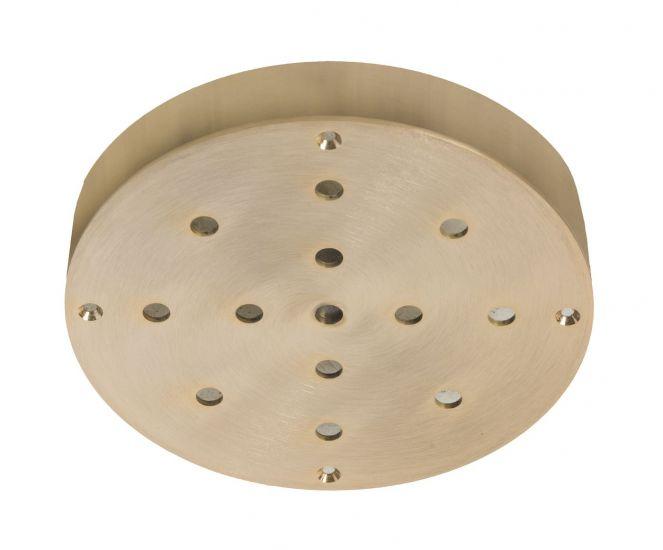 Ebb&Flow - Ceiling box, round, S, Gull
