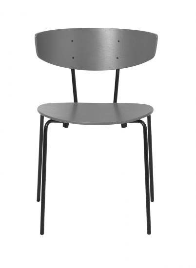 Ferm Living - Herman Spisebordsstol - Warm Grey