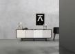 Andersen Furniture - S1 Skjenk - Svart lakk - Doeskin
