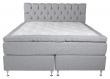 Särna sengegavl, Lysegrå stoff, B:160