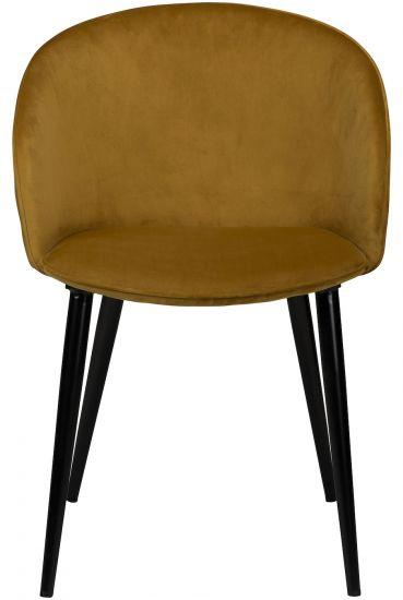 Danform Dual Spisebordstol - Bronze Velur
