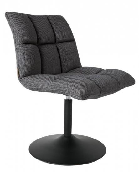 Dutchbone - Mini Bar Spisebordstol - Mørkegrå