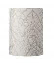Ebb&Flow - Lampeskjerm, branches, hvit/Sølv, Ø30