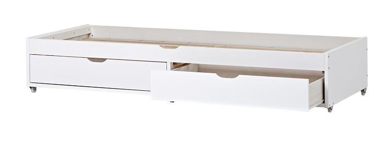 Hoppekids - Deluxe Uttrekksseng 70x190