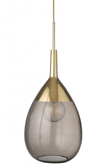 Ebb&Flow - XL Lute pendel, Chestnut / Gull