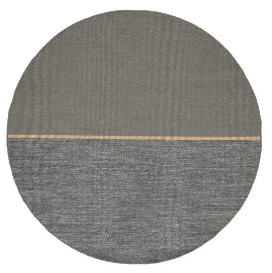 Linie Design Magnetize Teppe - Green, Ø170