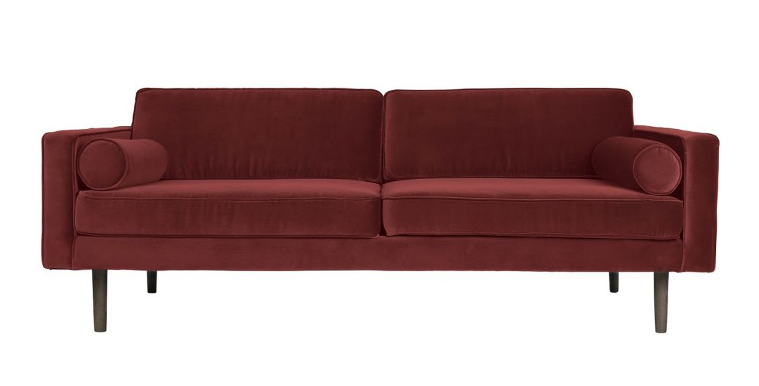 Wind 3-pers. Sofa - Wild Ginger