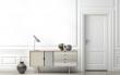 Andersen Furniture - S6 Skjenk - Eik hvitolje - Farge