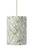 Ebb&Flow - Lampeskjerm, branches, grønn, Ø30