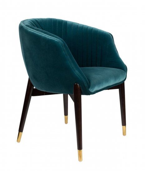 Dutchbone Dolly Spisebordsstol - Blå