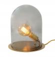 Ebb&Flow - Glasdome til Glow in a Dome, smokey grå, Ø20